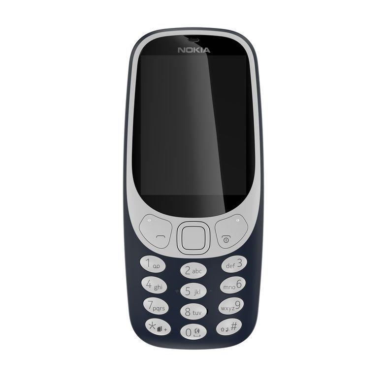 NOKIA 3310 DS, DARK BLUE