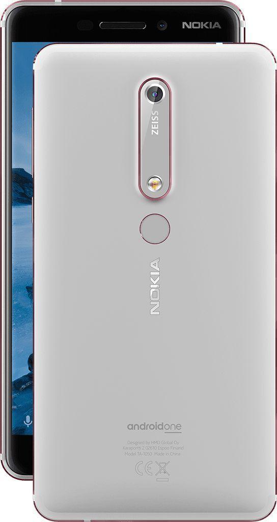 NOKIA 6.1 DS, WHITE