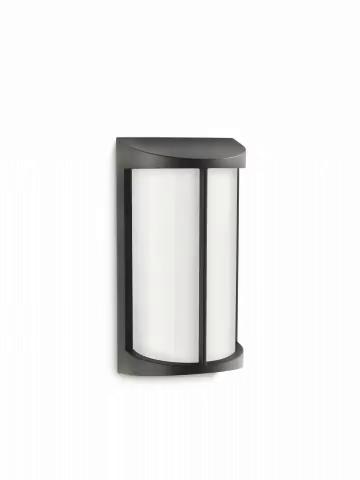 Pond wall lantern black 1x23W 230V 17229/30/16