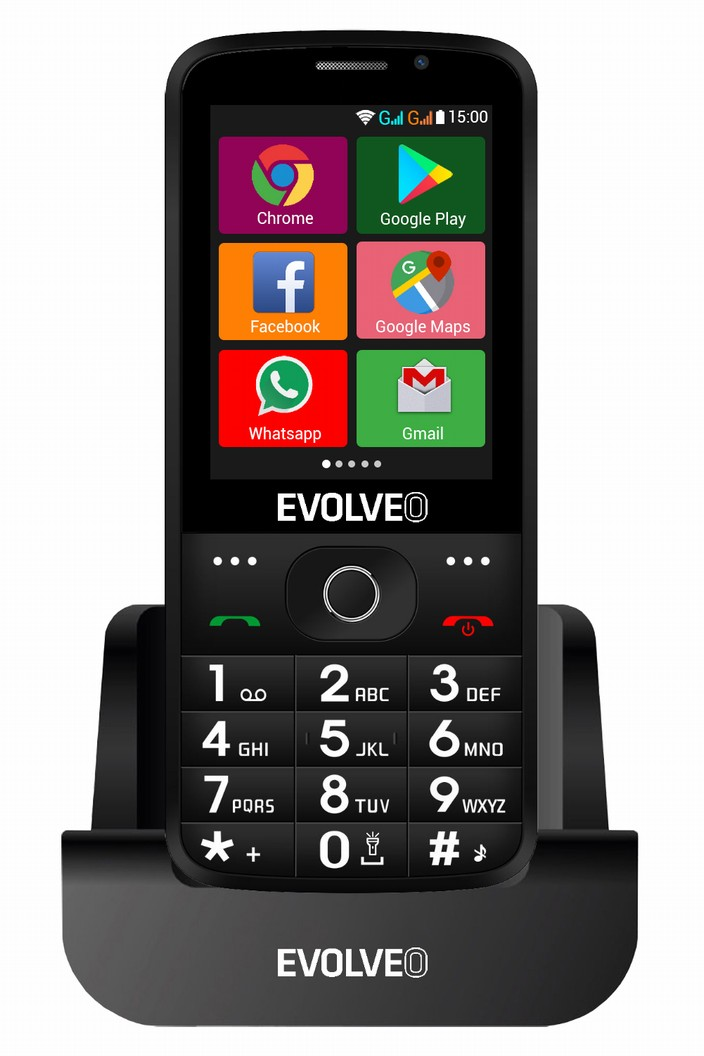 EVOLVEO SGM EP-900-ADB BLACK