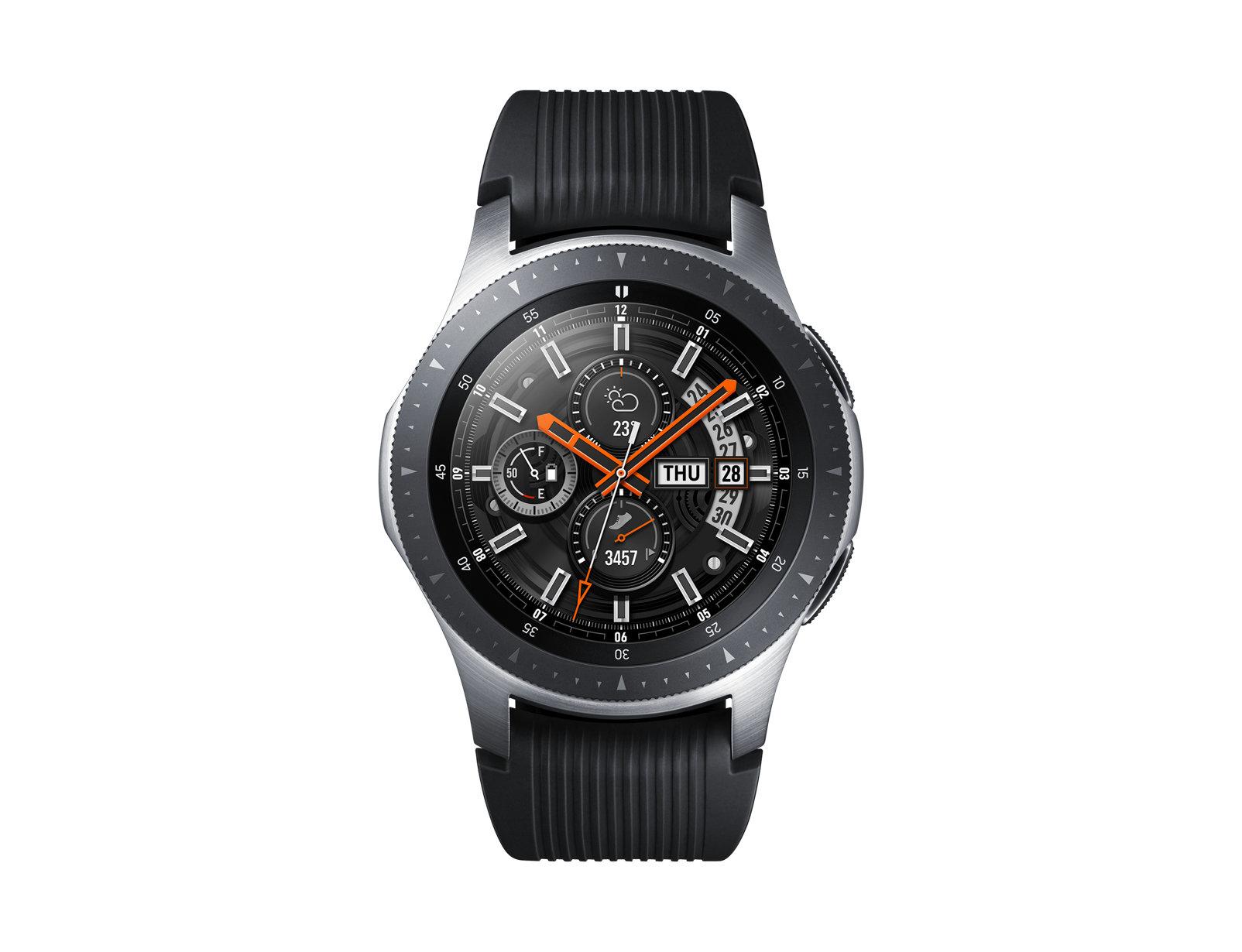 SM-R800NZSAXEH Galaxy Watch - Silver
