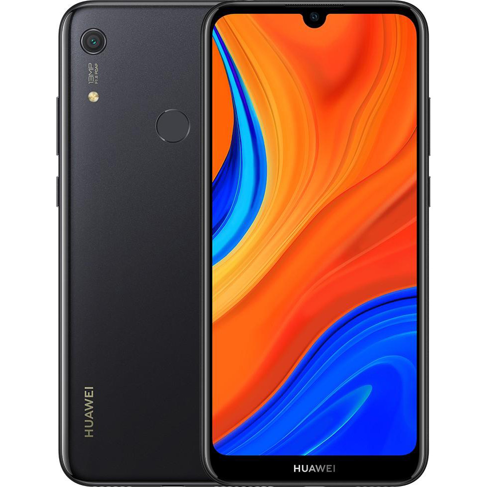 Huawei Y6s DS, STARRY BLACK