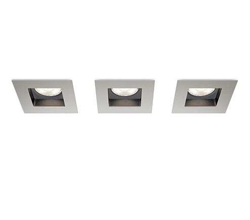 Porrima recessed nickel 3x4.5W SELV 59193/17/16