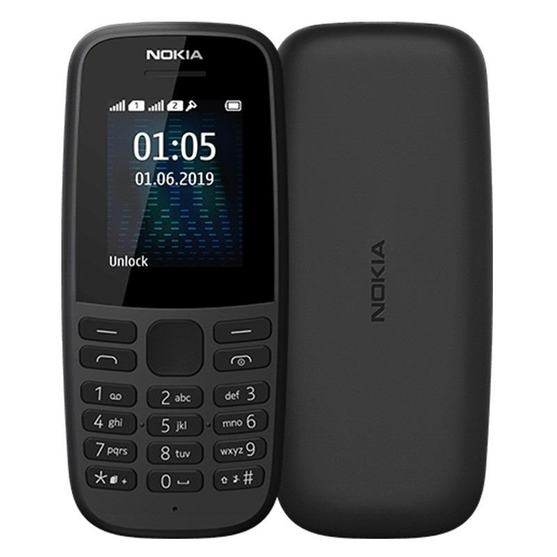 Nokia 105 (2019) SS, BLACK
