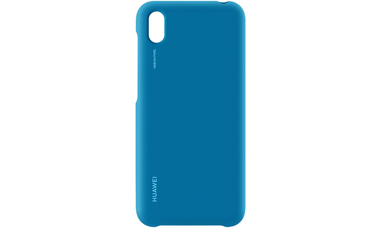 PC Protective Case, Y5 2019, Blue