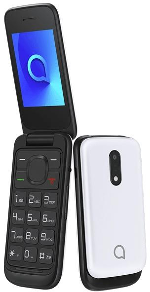 Alcatel 2053 DS, Pure White