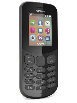 NOKIA 130 (2017) DS, BLACK