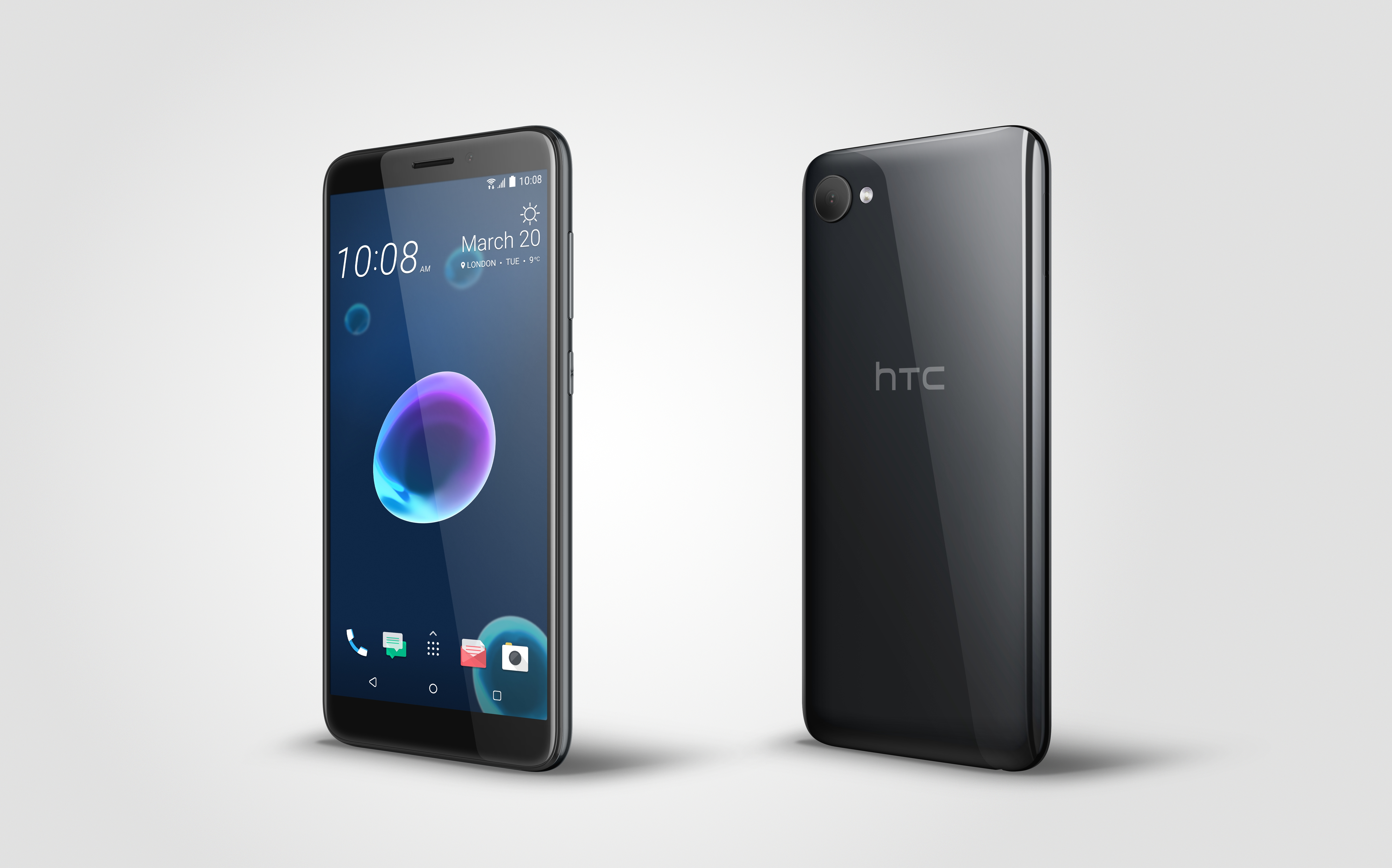 HTC Desire 12, Cool Black