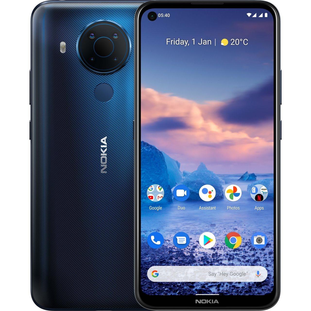 Nokia 5.4 DS 4/64 GB, BLUE