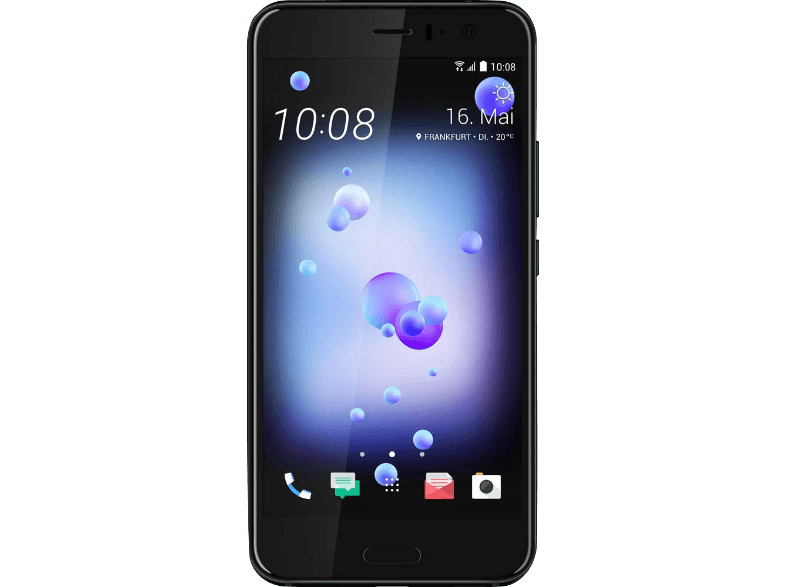 HTC U11, DS Brilliant Black