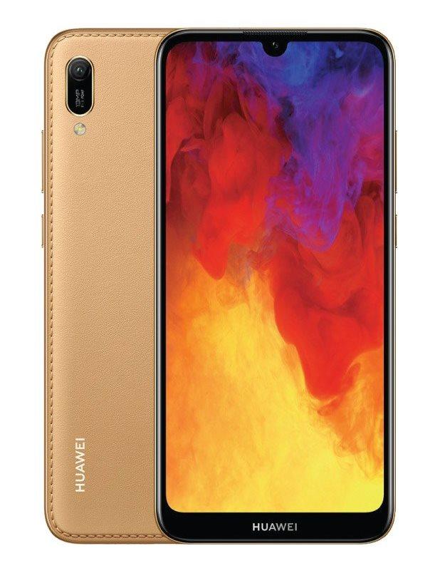 Huawei Y6 2019 DS, AMBER BROWN