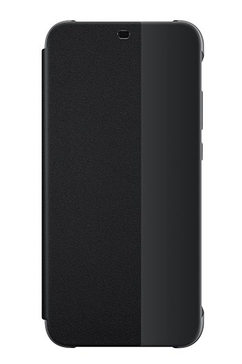 FLIP COVER, P20 LITE, BLACK