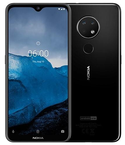 Nokia 6.2 DS 4/64 GB, BLACK