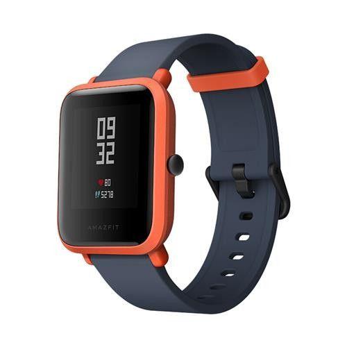 Mi Amazfit Bip smart watch, Cinnabar Red