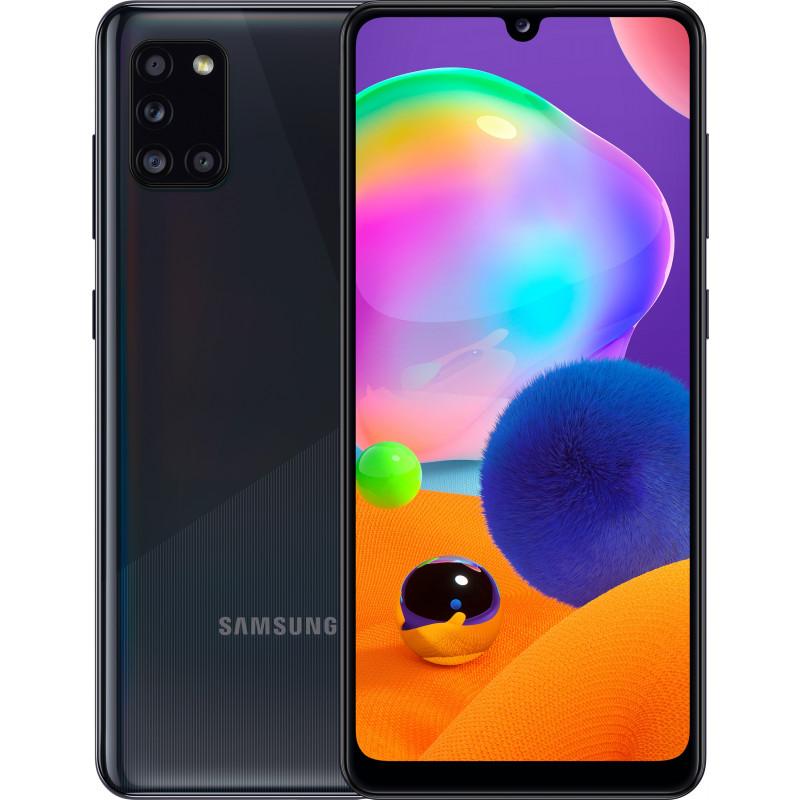 Samsung A315G GALAXY A31 DS, BLACK