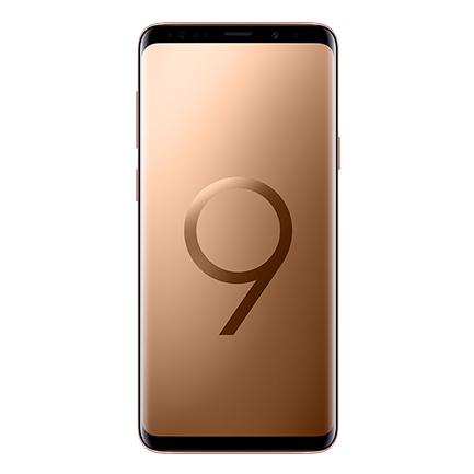Samsung G965 GALAXY S9+ DS, SUNRISE GOLD
