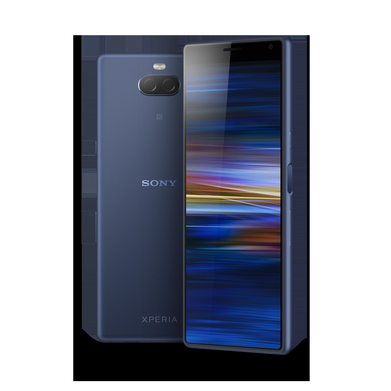 Sony XPERIA 10 DUAL I4113, NAVY BLUE