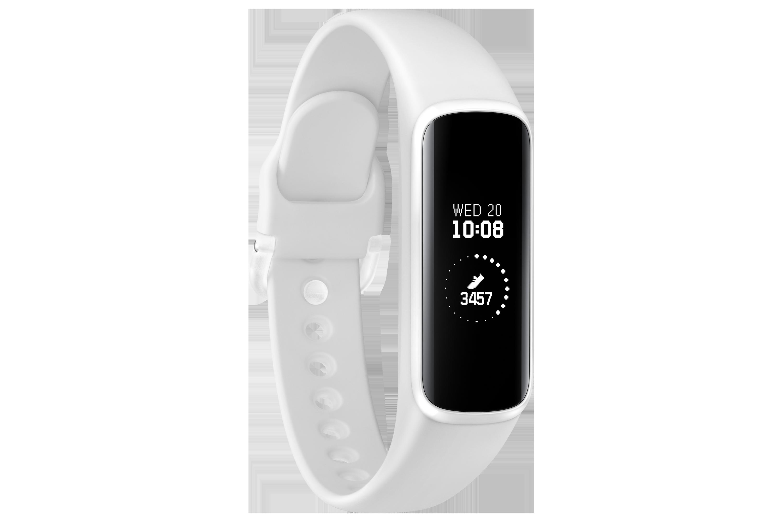 SM-R375NZWAXEH Galaxy Fit e, White
