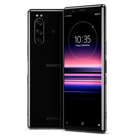 Sony XPERIA 5, BLACK
