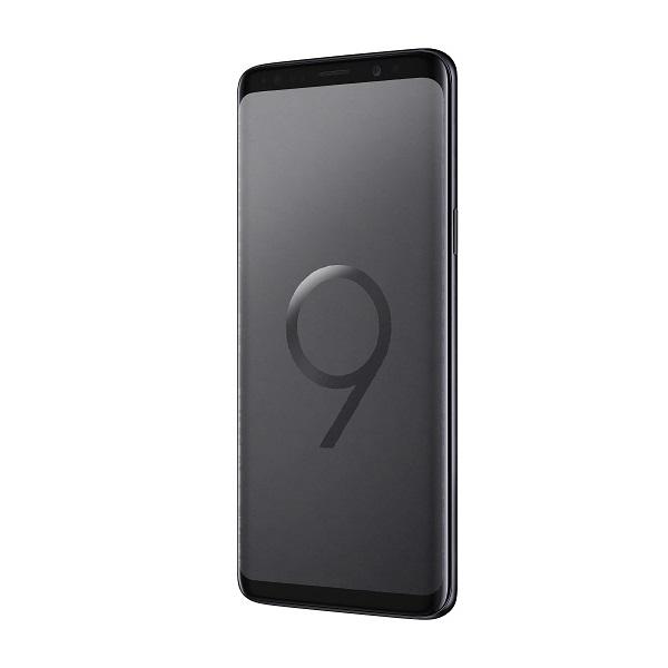SAMSUNG G960 GALAXY S9 DS, MIDNIGHT BLACK