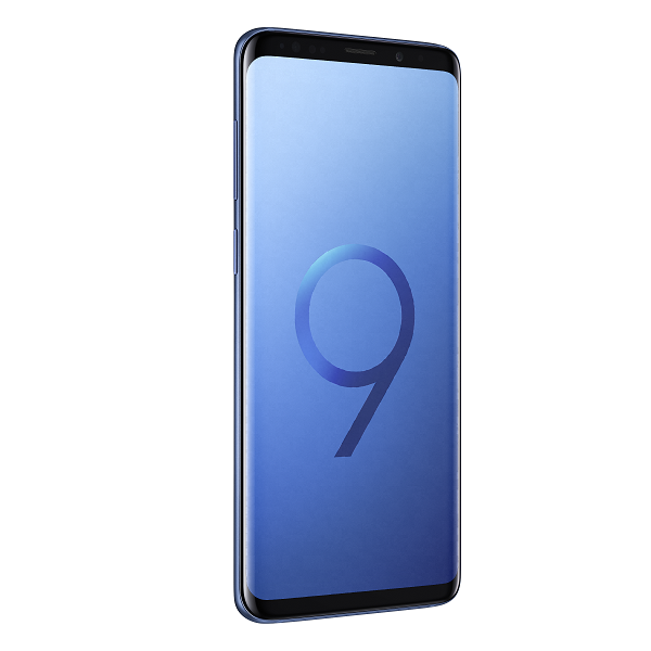 SAMSUNG G965 GALAXY S9+ DS, CORAL BLUE