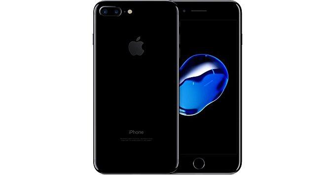 Apple IPHONE 7 32GB, JET BLACK